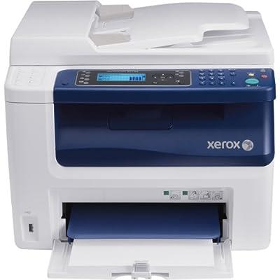 Xerox Workcentre 6015Ni Led Multifunction Printer . Color . Plain Paper Print . Desktop . Copier/Fax/Printer/Scanner . 15 Ppm Mono/12 Ppm Color Print . 1200 X 2400 Dpi Print . 15 Cpm Mono/12 Cpm Color Copy Lcd . 1200 Dpi Optical Scan . Manual Duplex Print