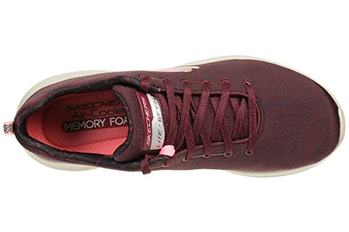 Choice Ultra Formateurs First Femme Bordeaux Flex Skechers qzHBCw