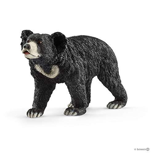 Schleich North America Sloth Bear Toy Figure (Schleich Bear)
