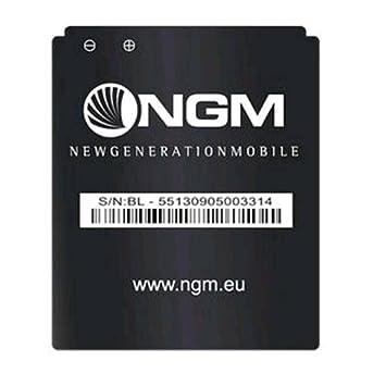 ngm batteria