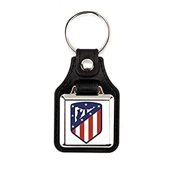 Llavero Club Atlético de Madrid Escudo (1 Unidad) | Llavero ...
