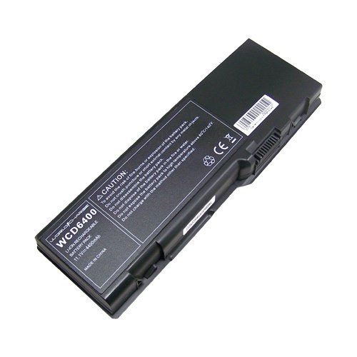 WorldCharge WCD-6400 Battery For Dell Inspiron 6400,, used for sale  Delivered anywhere in Canada