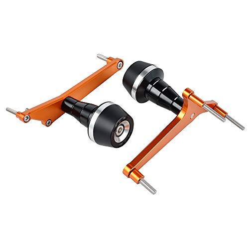 Win By - Motorycle Engine Frame Slider Guard Crash Protector Pad For KTM RC390 RC 390 2014 2015 2016 2017 2018 Orange Anti crash pad (250 Engine In 125 Frame For Sale)