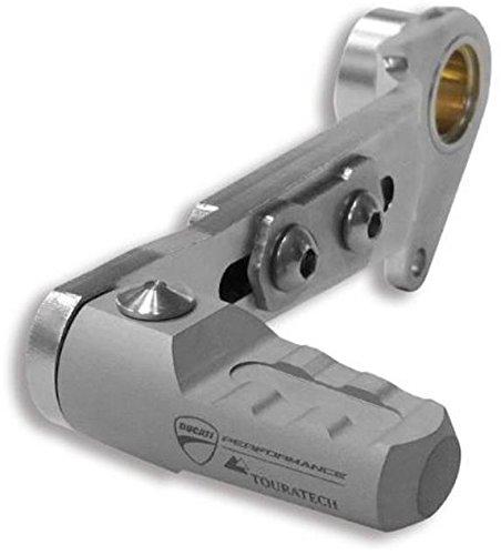 Ducati Scrambler Fold Away Gear Shift Lever Silver 96280281A by Ducati