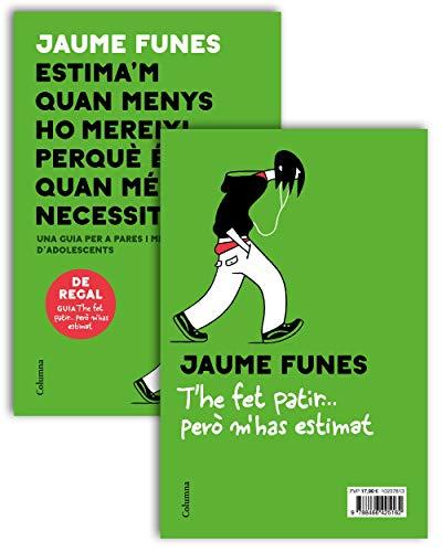 Pack Estima'm quan menys ho mereixi + Opuscle T'he fet patir (NO FICCIÓ COLUMNA) por Jaume Funes