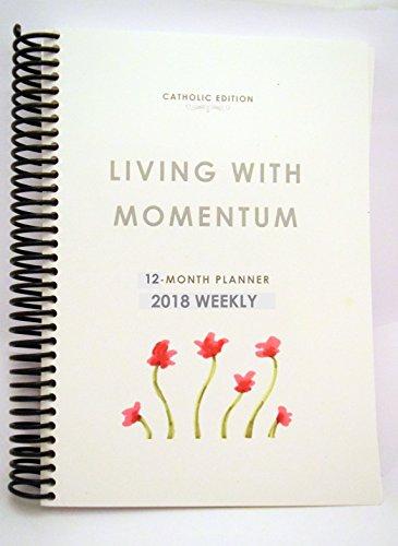 Catholic Momentum Planner (Standard (6