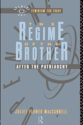 The Regime of the Brother: After the Patriarchy (Opening Out: Feminism for Today)