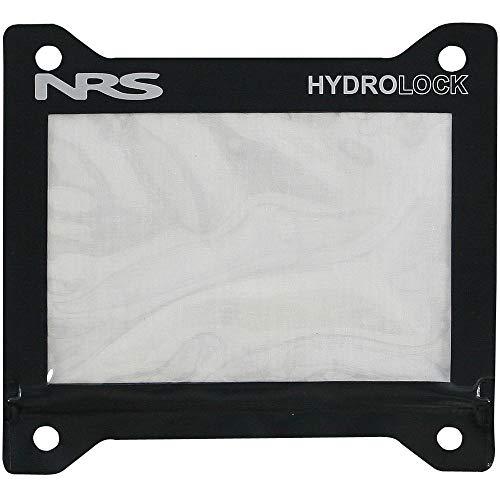 NRS HydroLock Map Case Black- X-Small