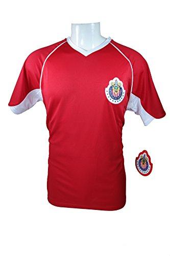 75b09a1e8ef Chivas De Guadalajara Official Adult Soccer Training Poly Jersey -003  X-Large
