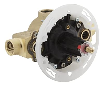 Kohler K-2971-KS-NA High Flow Rite-Temp Pressure Balancing Valve with Stops, Not Applicable