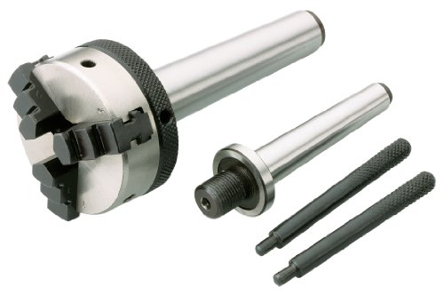 Shop Fox D4103 Mini Lathe Chuck with Arbors