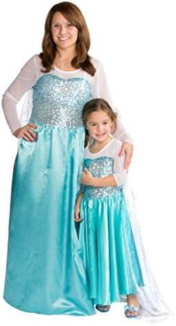 Heart To Heart Reina de Hielo Costume Princesa de la Nieve Vestido ...