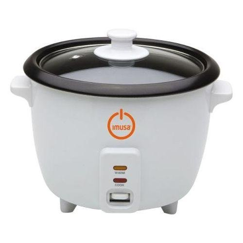 IMUSA USA GAU-00012 5 Cup Rice and Multipurpose Cooker, White