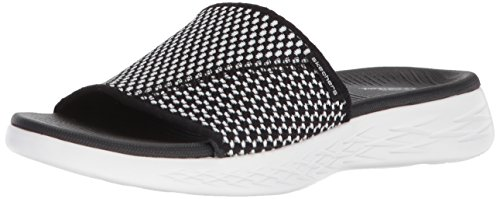 Pictures of Skechers Women's On-The-Go 600-Nitto Slide Sandal 15305 1