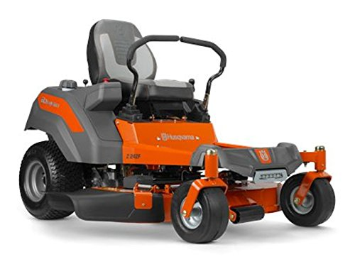 Cheap Husqvarna Z242F 23HP 747cc Kohler Confidant 42″ Fab Deck Mower #967844702