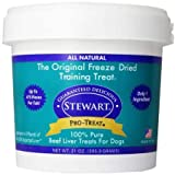 Image of Stewart Freeze Dried Beef Liver (21 oz)