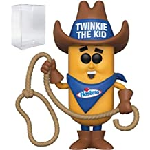 Funko Pop! Ad Icons: Hostess - Twinkie The Kid Vinyl Figure (Includes Pop Box Protector Case)