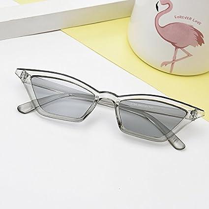 TiooDre Gafas de sol Gafas Cat Eye Clout para niñas mujeres ...