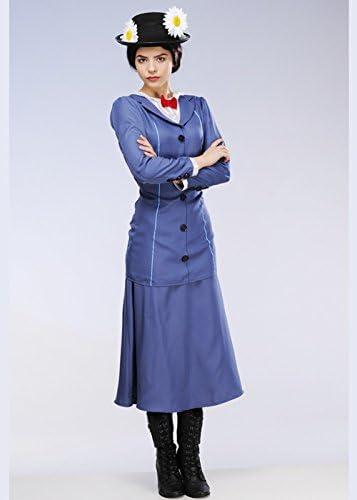 Magic Box Damas Adultas Mary Poppins Costume Large (UK 16-18 ...