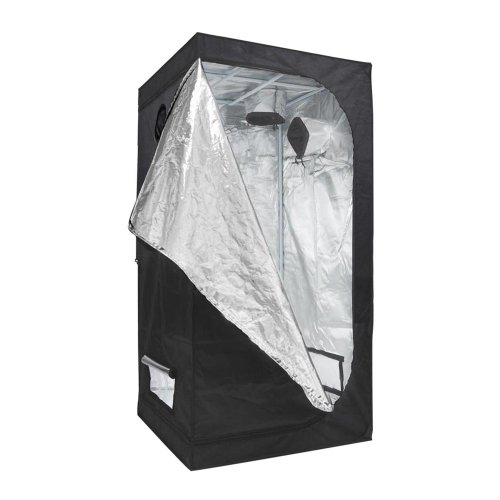 Reflective Mylar Indoor Hydroponic Grow Tent: 32x32x63 Inch (Appx. 2.6ft x 2.6ft x 5.3ft) Review