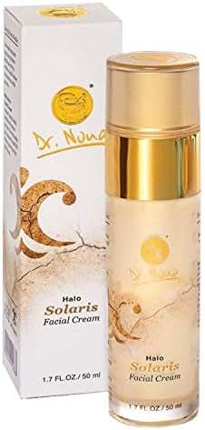 Dr. Nona International Facial Solaris Vitamin A Nourishing Face Cream, 50ml