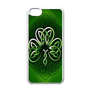 AinsleyRomo Phone Case Lucky clover pattern case For Iphone 5c FSQF473439