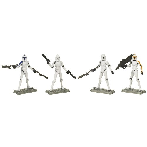 Star Wars Battle Packs Army Of The Republic