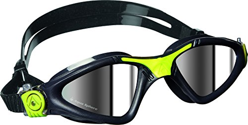 Aqua Sphere Kayenne Mirrored Lens Goggles, - Uk Equipment Triathlon