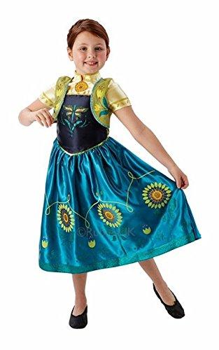 Rubie's-déguisement officiel - Disney- Déguisement Pour Enfant  Anna Courtmétrage - Taille L- I-610903L product image