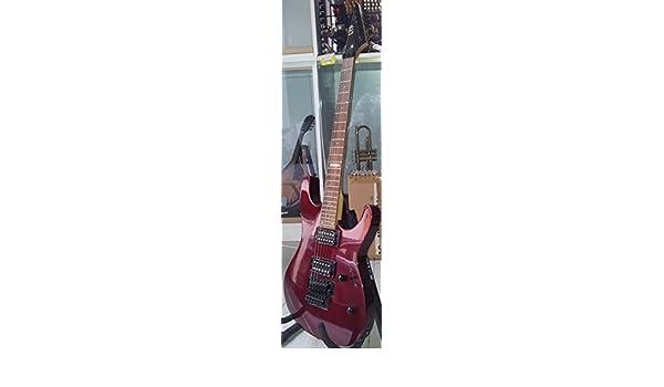 Esp Ltd M-100FM Guitarra Eléctrica usada: Amazon.es: Deportes y aire libre