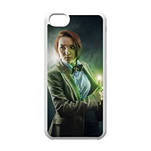 Doctor Who iPhone 5c Cell Phone Case White yyfabc_970727