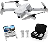 Holy Stone HS175 Drone with Camera for Adults 2K UHD, GPS Auto Return, 5GHz FPV RC Quadcopter Follow Me, Waypo