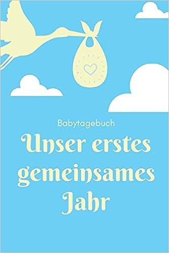 Babytagebuch Bunny blue