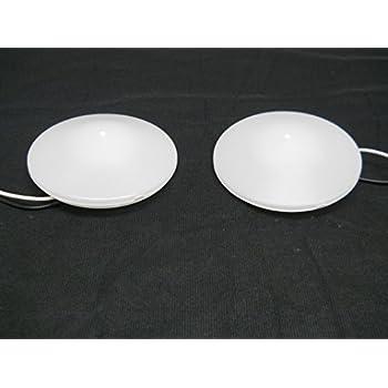 Command Electronics (10) White 6 LED 4.5