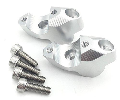 RONSHIN 1-1//828mm Manubrio Riser Up Back Move Staffa per KTM 1050 1090 1190 1290 ADV//GT Nero