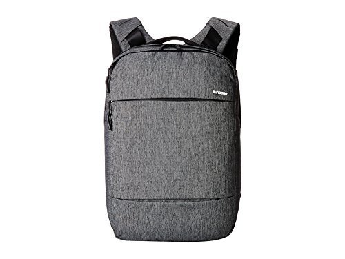 Incase Men's CITY Compact Backpack, Heather Grey, One Size