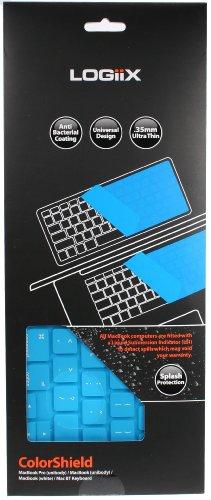 Logiix 10293 ColorShield Mac Keyboard Protector (Universal) - - Colorshield