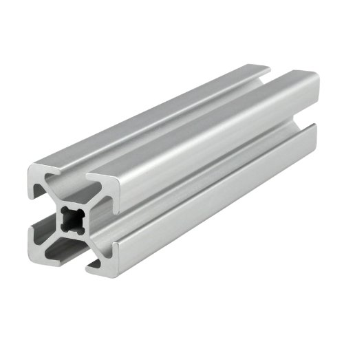 80/20 Inc., 20-2020, 20 Series, 20mm x 20mm T-Slotted Extrusion x 1220mm