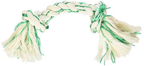 Petmate Fresh Floss 2-Knot Bone - Medium
