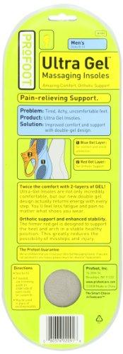 Profoot-Ultra-Gel-Massaging-Insoles-Womens-6-10-1-Pair