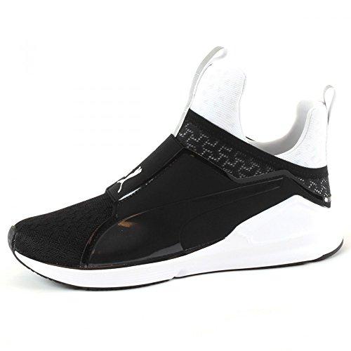 White Black black Puma Eng Puma Mesh Puma white Fierce 7UxHHY8
