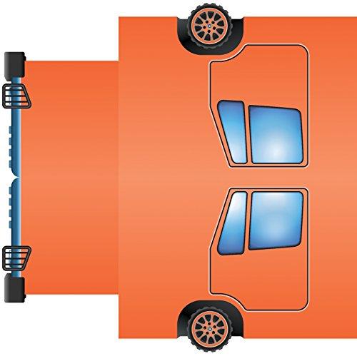 Trucks /& Trains Kit Origami Cars