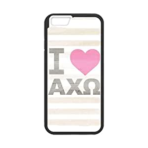 I Love AXO iPhone 6 4.7 Inch Cell Phone Case Black Delicate gift AVS_581718
