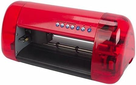 BAOSHISHAN DC330 - Cortador de vinilo mini (110 V/220 V, A3) con función de corte de contorno: Amazon.es: Bricolaje y herramientas