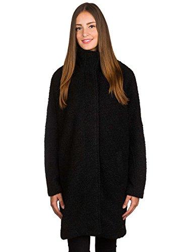 Nümph - Abrigo - para mujer Caviar
