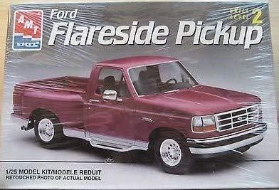 AMT Ford Flareside Pickup Plastic Model Kit 1/25 scale