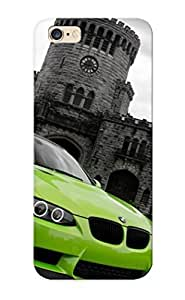 Defender Case For Iphone 6 Plus, Green Cars Gray Bmw M3 Green Cars Pattern, Nice Case For Lover's Gift