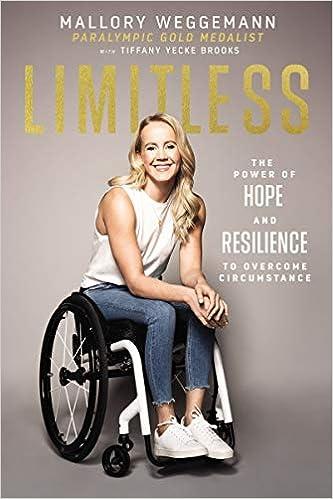 Limitless: The Power of Hope and Resilience to Overcome Circumstance:  Weggemann, Mallory, Brooks, Tiffany Yecke: 9781400223466: Amazon.com: Books