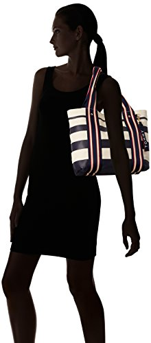 for Canvas Item Shopper Hilfiger Navy Item Tommy Bag Women Women Shopper for Canvas Tommy Bag Women's Pxt0qx7gan