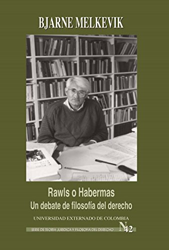 Descargar Libro Rawls O Habermas: Un Debate De Filosofía Del Derecho Melkevik Bjarne